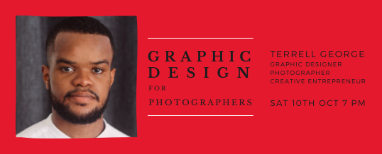 Graphic Design for Photographers with Terrell George